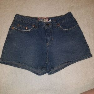 Old Navy size 4 blue jean shorts